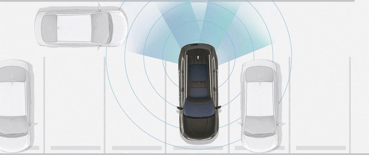 Parking Collision Avoidance
