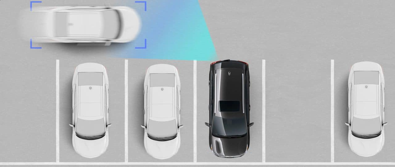 Rear Cross-Traffic Collision-Avoidance (RCCA)