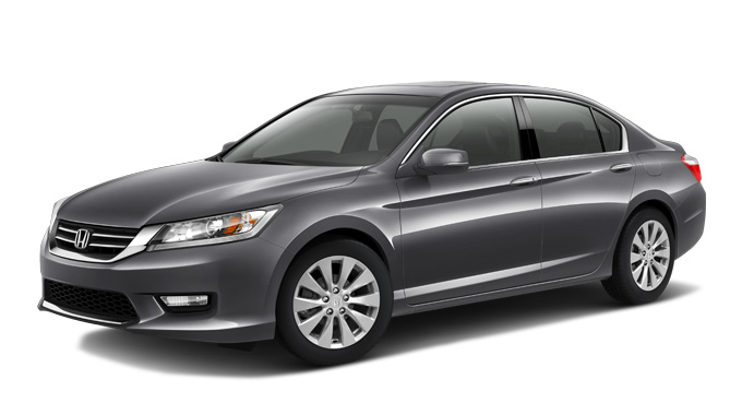 2015 Accord EX-L Sedan