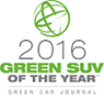 2016 Green SUV Of The Year