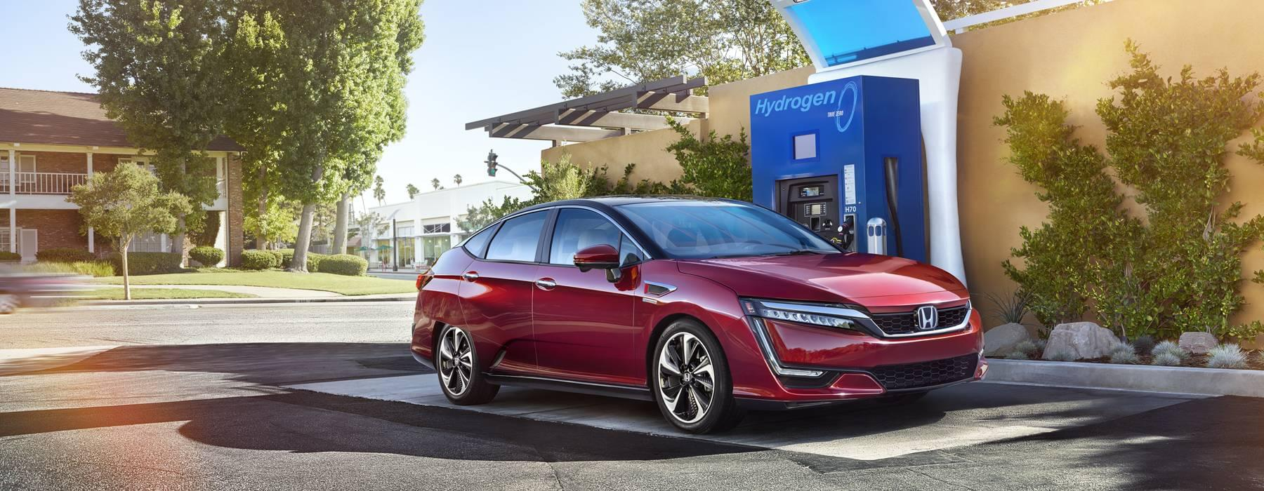 2017 Honda Clarity Fuel Cell Slider