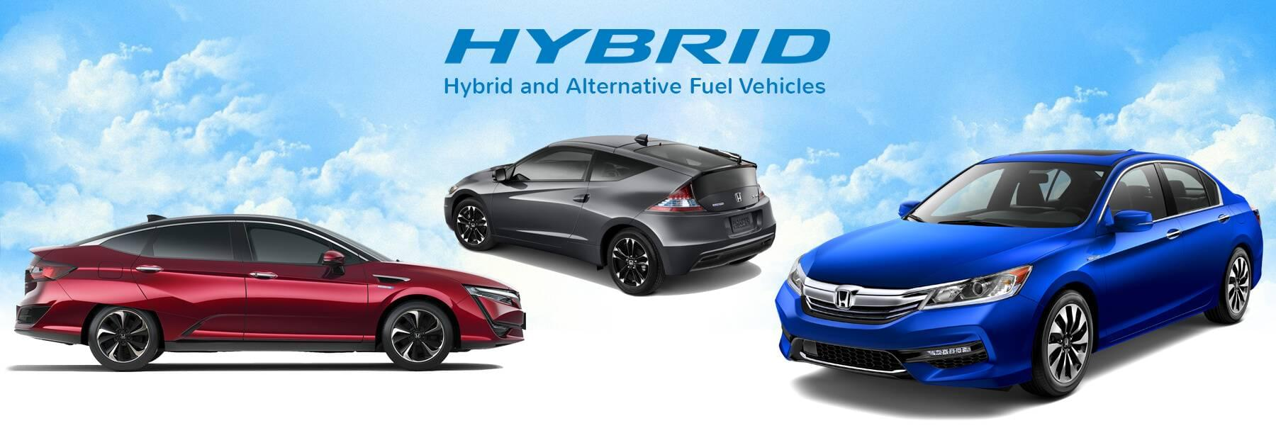 Honda Hybrid Vehicles