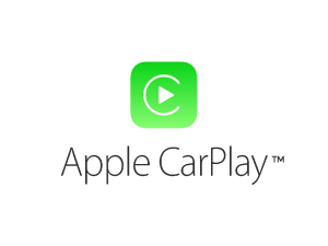 Apple CarPlay<sup>&trade;</sup>