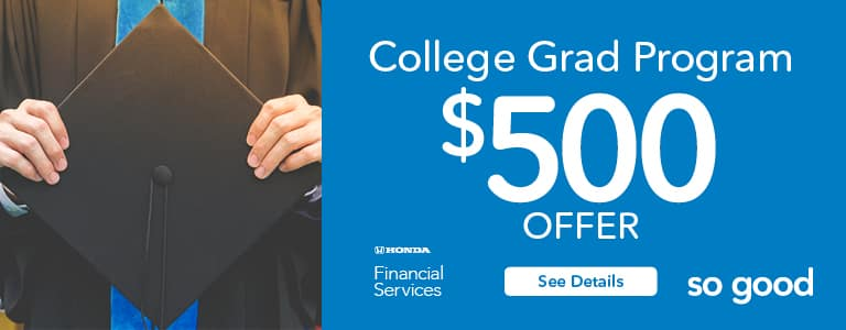 Capital Region Honda College Graduate Program