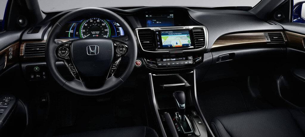 Interior Honda Accord Hybrid Dashboard X on 03 accord motor
