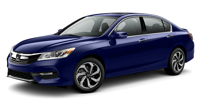 2017 Honda Accord Sedan EX-L V-6