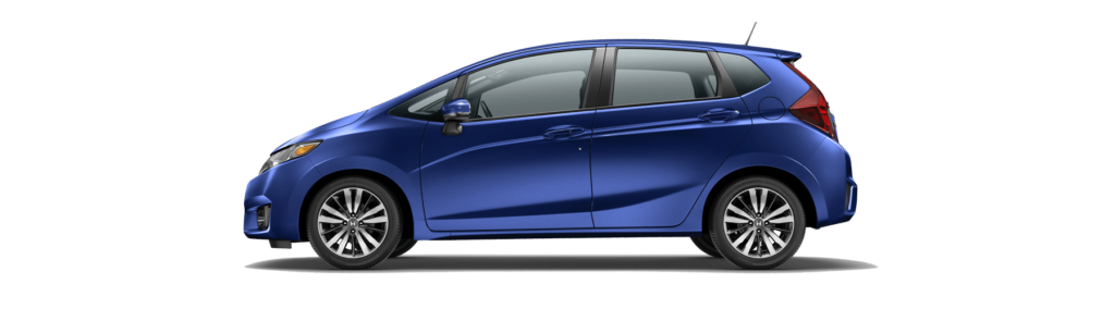 2017 Honda Fit Side Profile