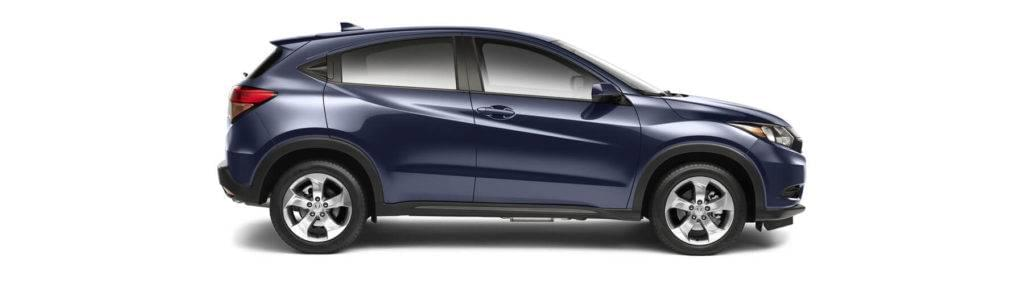 2017 Honda HR-V Side Profile