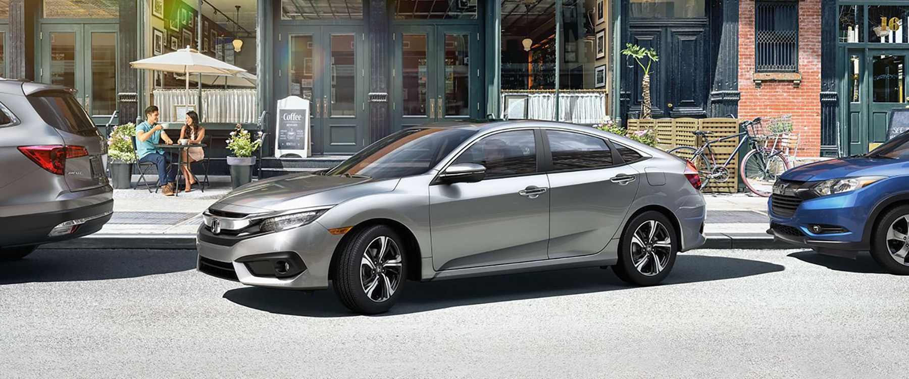 Certified Pre Owned Honda >> Explore the Impressive 2017 Honda Civic Sedan Safety Features