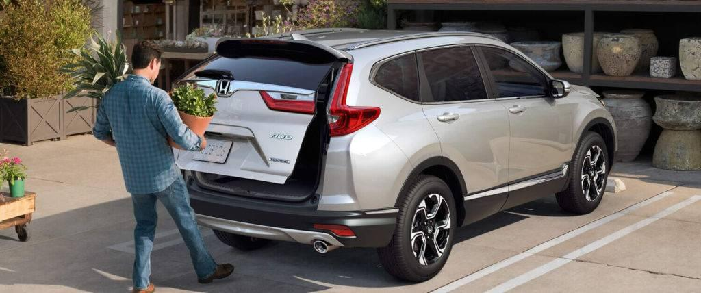 Image result for honda crv power liftgate system