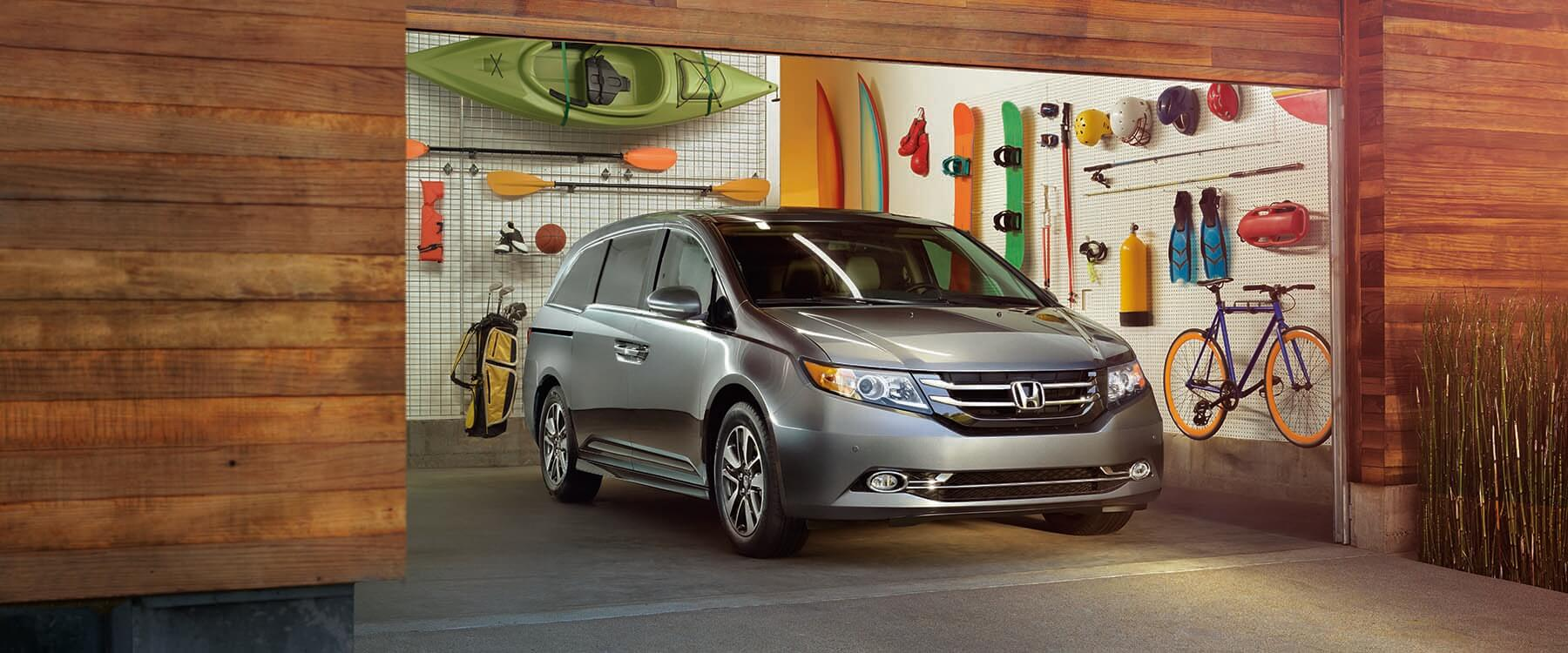 Wonderful 2017 Honda Odyssey