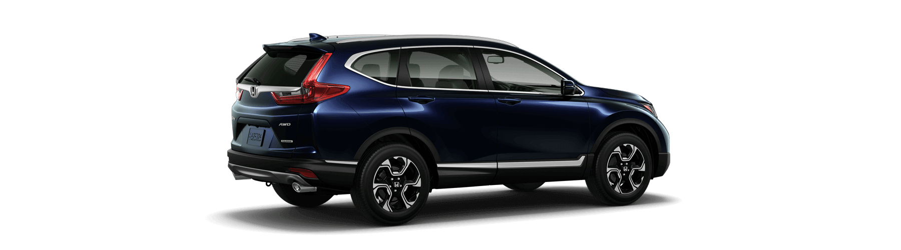 2017 Honda CR-V Rear Angle