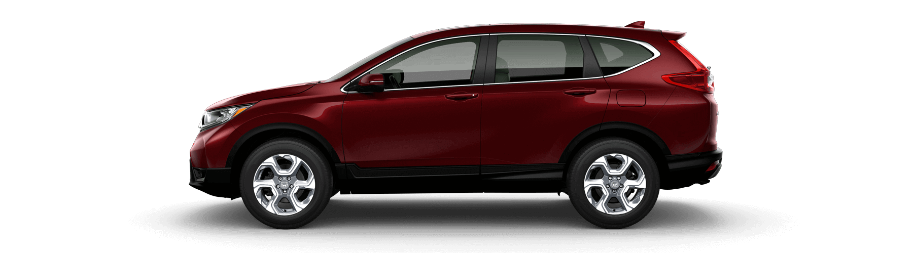 2017 Honda CR-V Side Profile