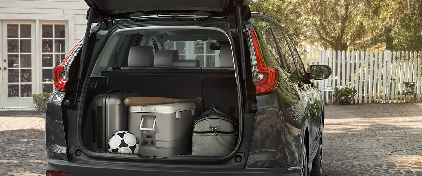 2017 Honda CR-V Cargo Area Storage