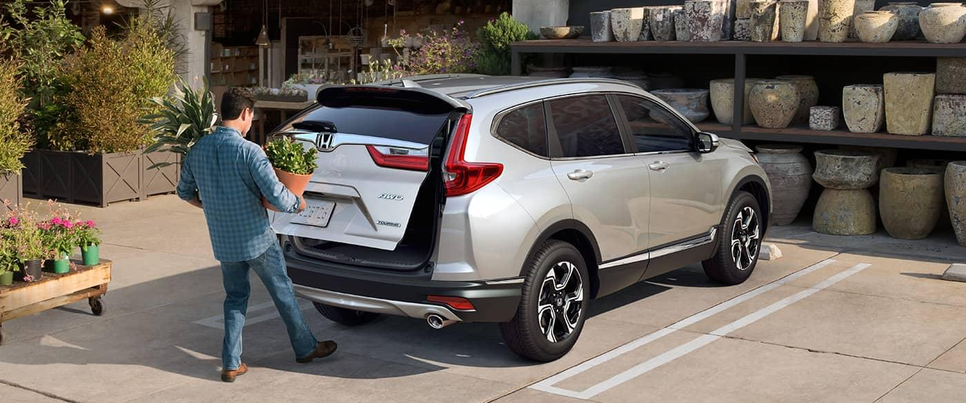2017 Honda CR-V Power Tailgate