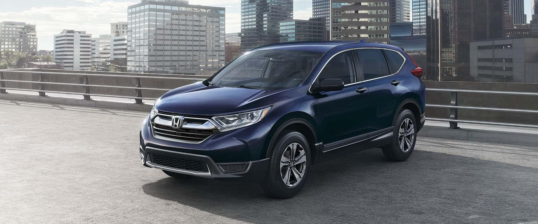 2016 vs 2017 honda cr v the difference for albany drivers for Honda crv competitors