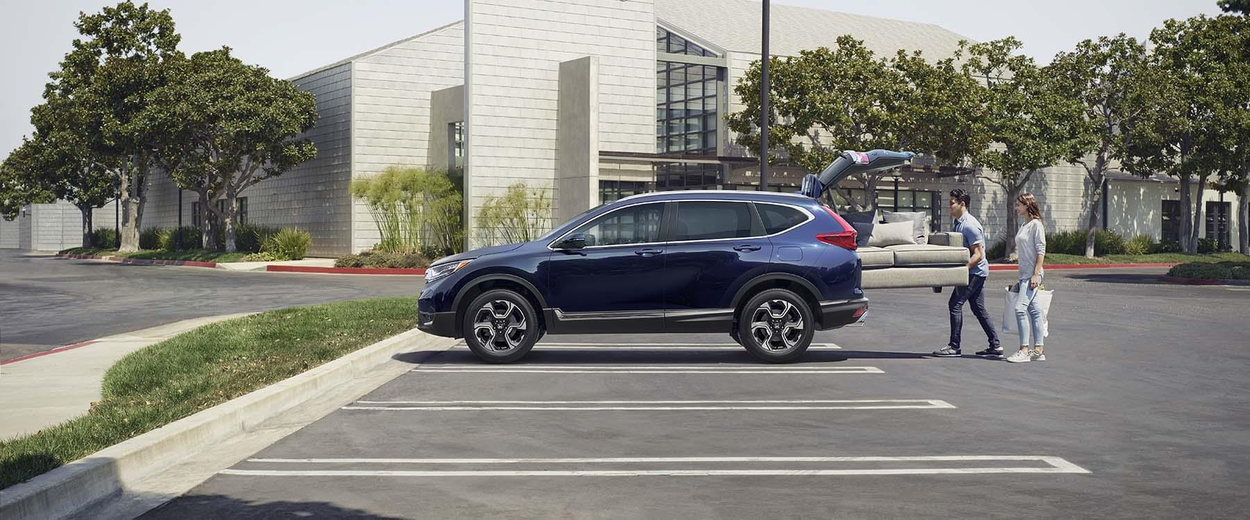 The 2017 Honda CR V Has A Long List Of Utility Features That Make It Formidable Presence On Road And Can Tackle Just About Any Driving Situation
