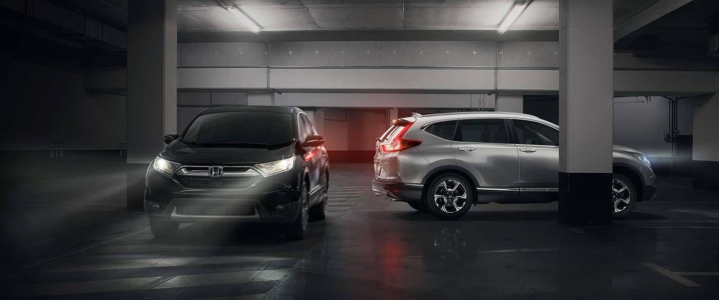 2017 Honda CR-V Parking