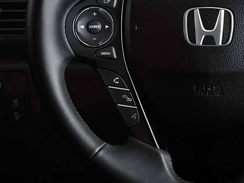 Honda Accord Bluetooth