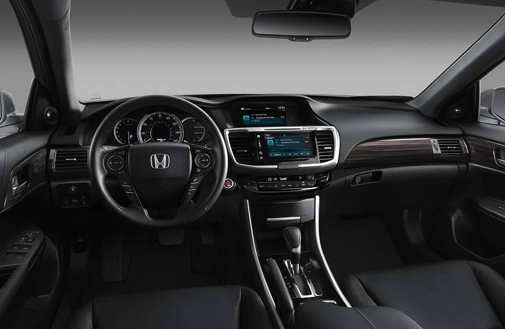 Honda Accord Cockpit