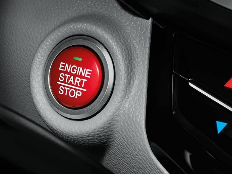 Honda Accord Push Button Start