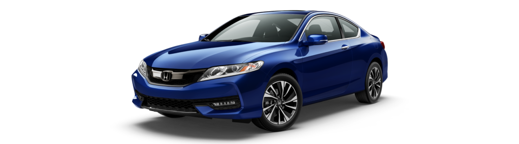 2017 Honda Accord Coupe Front Angle