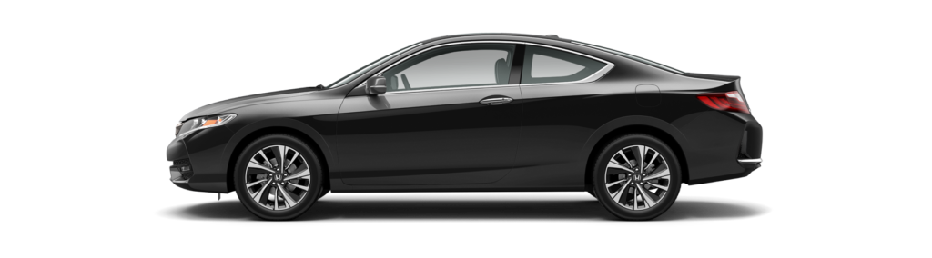 2017 Honda Accord Coupe Side Profile