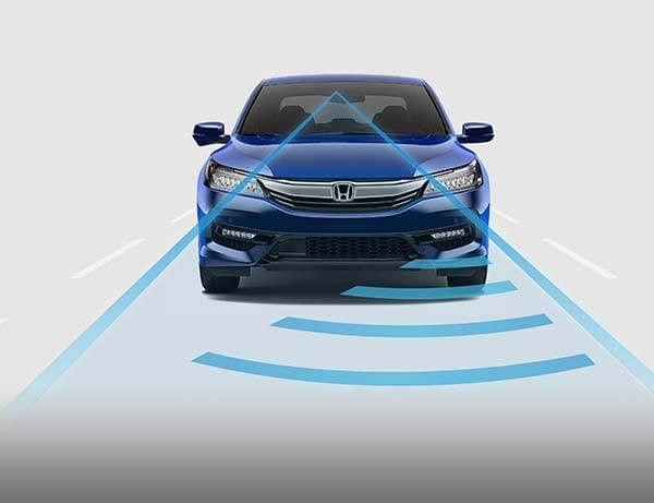 Honda Accord Adaptive Cruise Control
