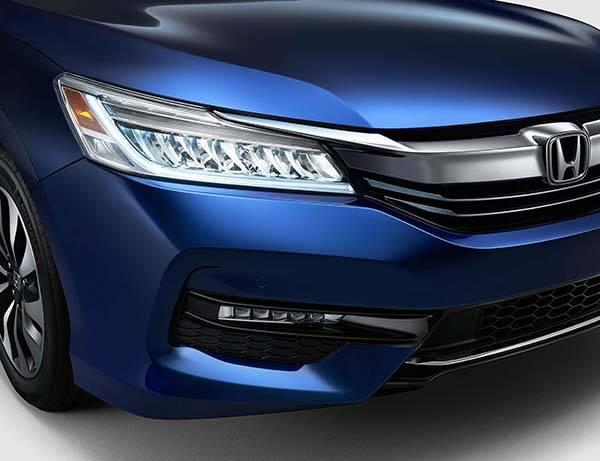 Honda Accord Hybrid Headlights