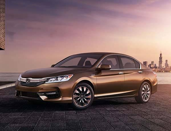 Honda Accord Hybrid Vehicle Stability Assist