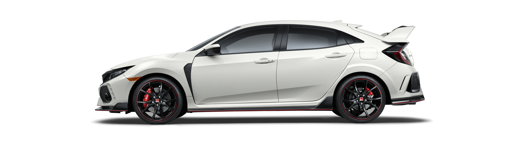 2017 Honda Civic Type R Side Profile