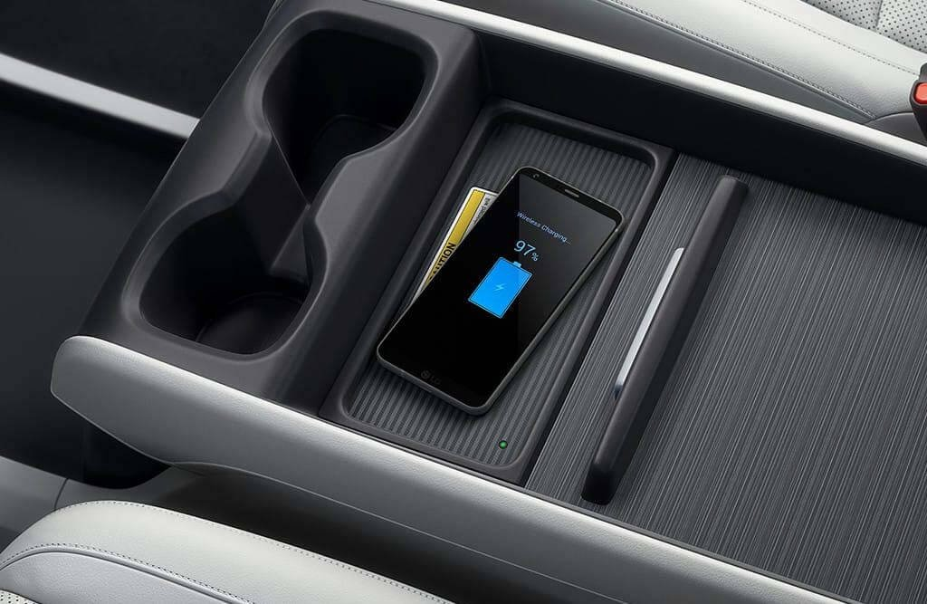 2018 Honda Odyssey Wireless Charging