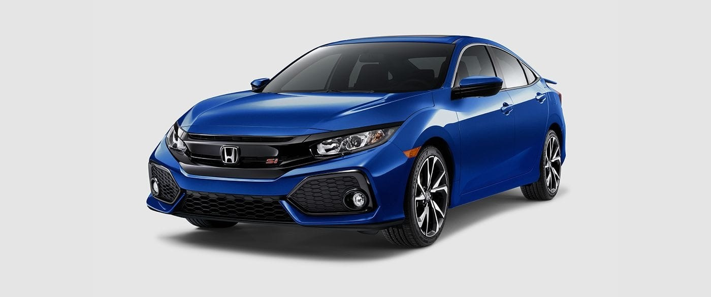 Explore the safety features in the new civic si today for Honda civic safety