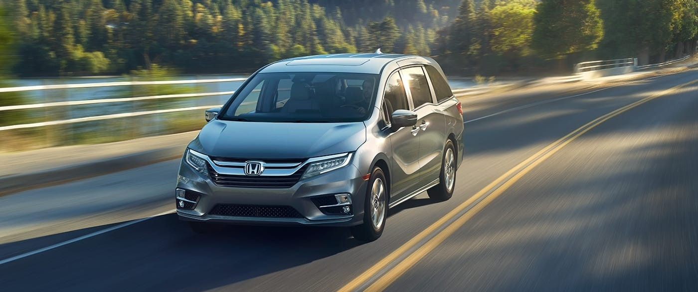 2017 Honda Odyssey Vehicle Stability Assist