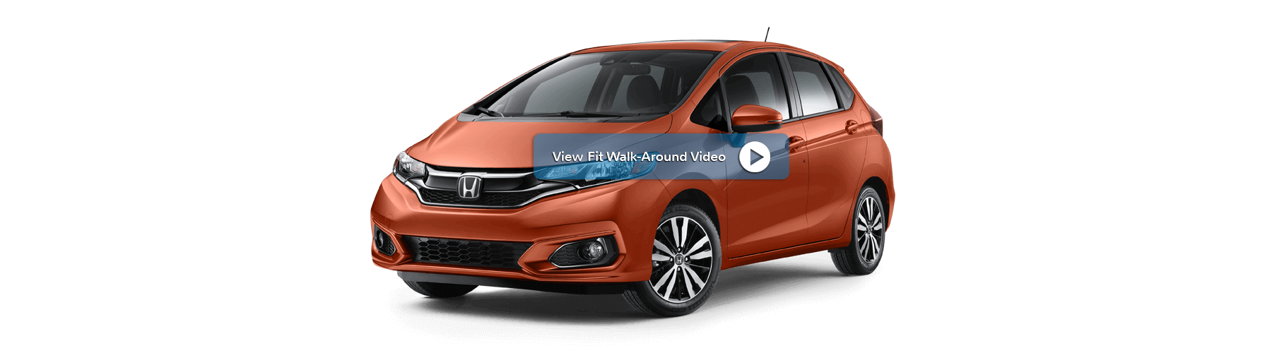 2018 Honda Fit Front Angle