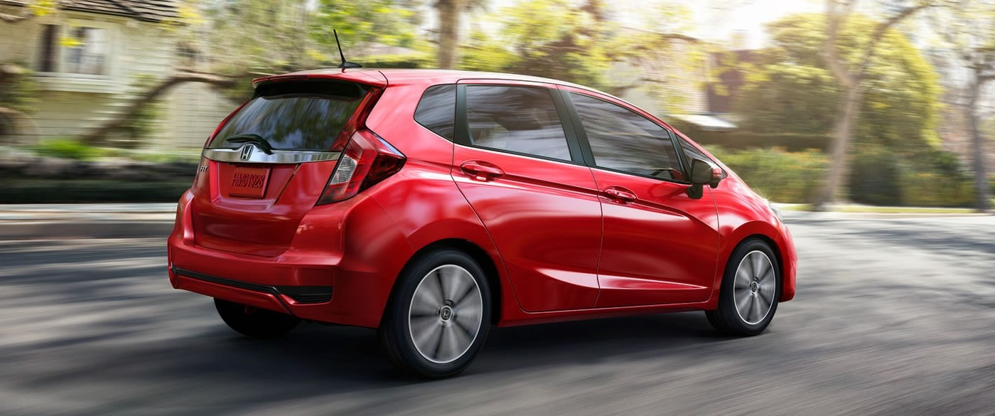Honda Fit Forward Collision Warning