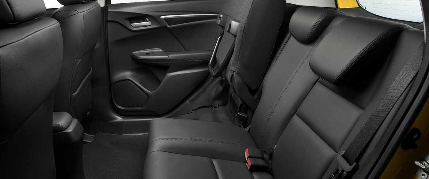Honda Fit Second Row Magic Seat