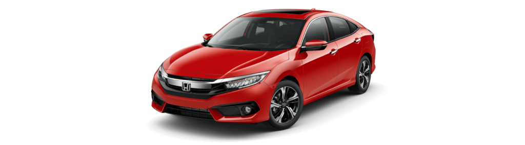2018 Honda Civic Sedan Front Angle