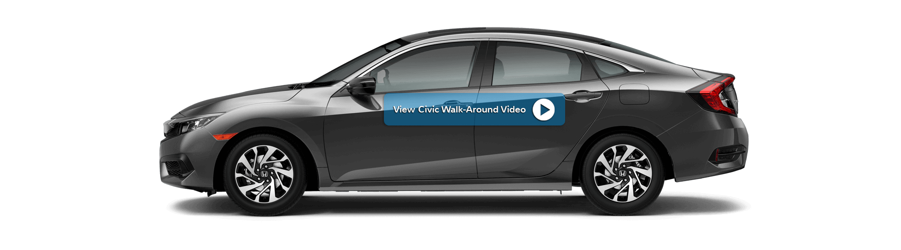 2018 Honda Civic Sedan Side Profile