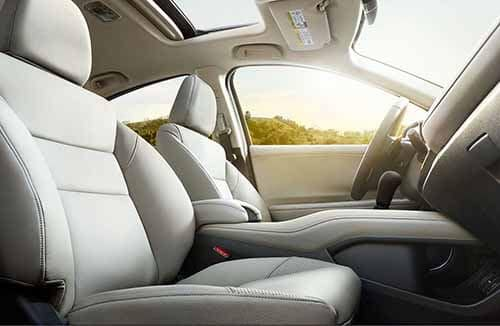 honda HR-V Interior Seating