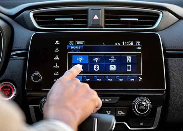 2018 Honda CR-V 7 Inch Touch Screen
