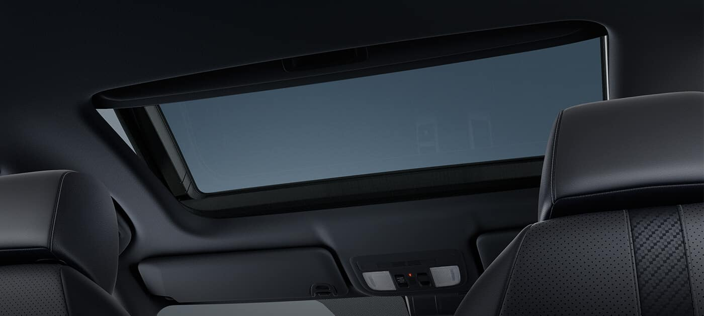 Honda Civic Hatchback Moonroof