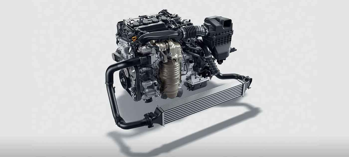 Honda Civic Turbo Engine 174hp