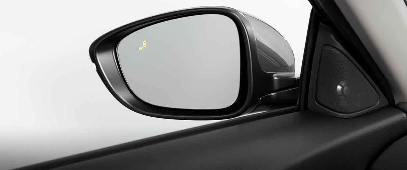 2018 Honda Accord Blind Spot Monitoring