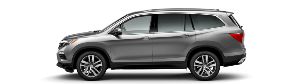 2018 Honda Pilot Side Profile