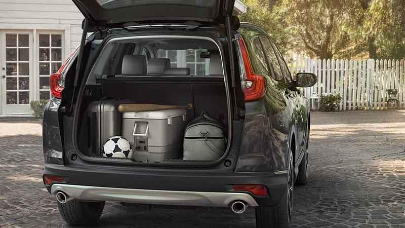 2018 Honda CR-V Cargo Area Space