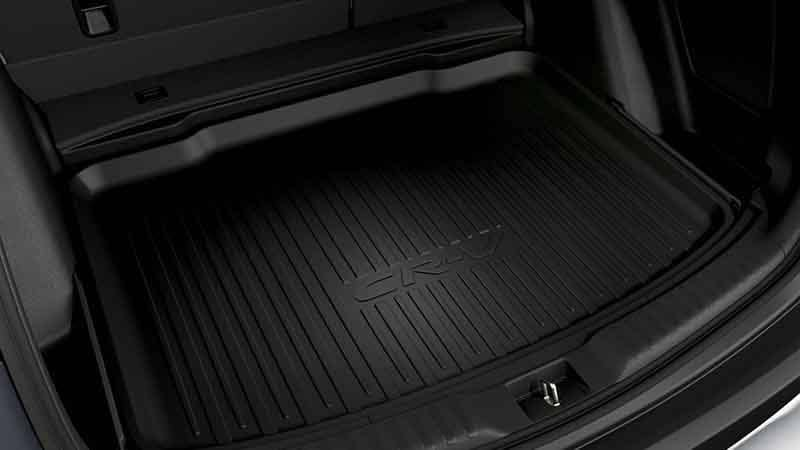 2018 Honda Cr V Cargo Space And Carrying Capacity