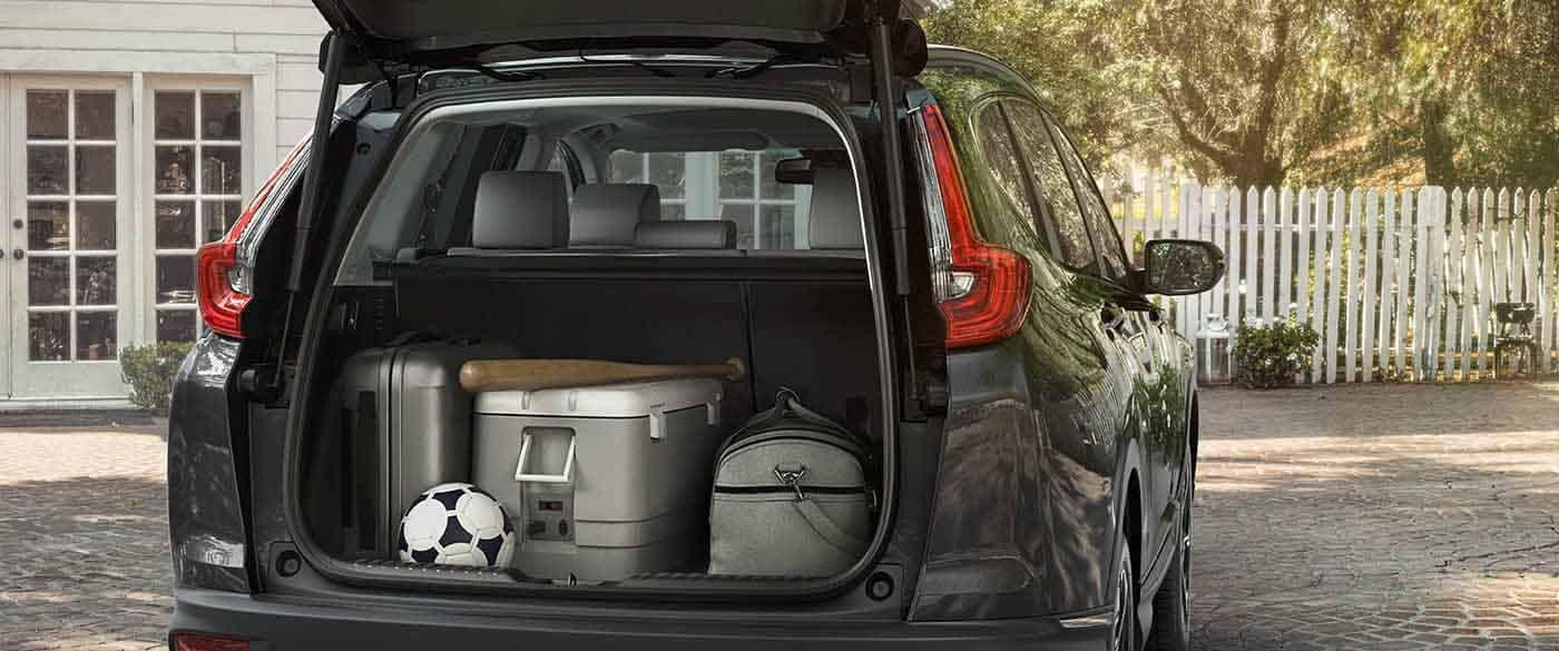 2018 Honda CR-V Cargo Space