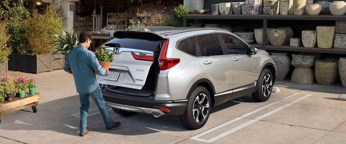 2018 honda cr v cargo space and carrying capacity. Black Bedroom Furniture Sets. Home Design Ideas