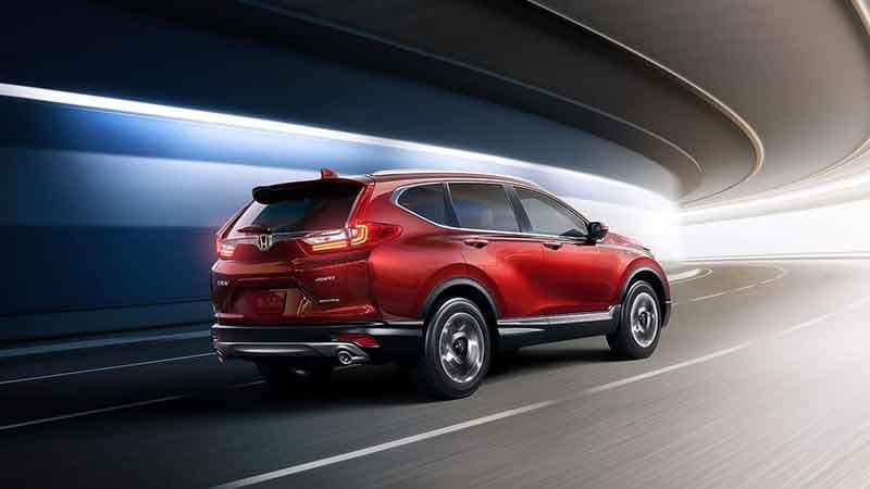 2018 Honda CR-V Powertrain